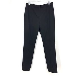 Alexander Wang Sz 10Skinny Slim Seamed Black Pants